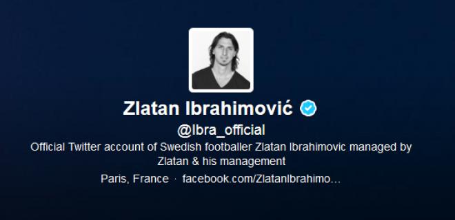 Ibra Twitter