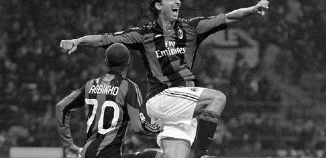 Ibrahimovic Robinho