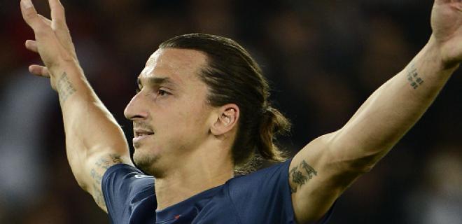 6. Zlatan Ibrahimovic