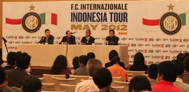 Indonesia Tour 2012 Inter