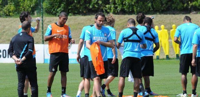 Inter Appiano allenamento 9 maggio 2012