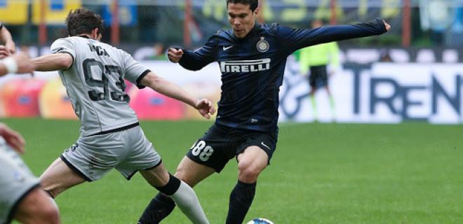 Inter-Atalanta Hernanes