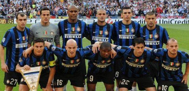 Inter-Bayern squadra