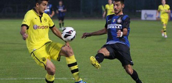 Inter Borussia Dortmund NextGen Series Garritano