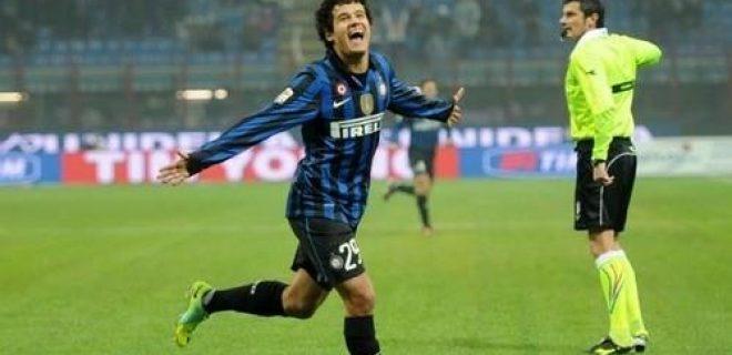 Inter-Cagliari 2011-12 Coutinho