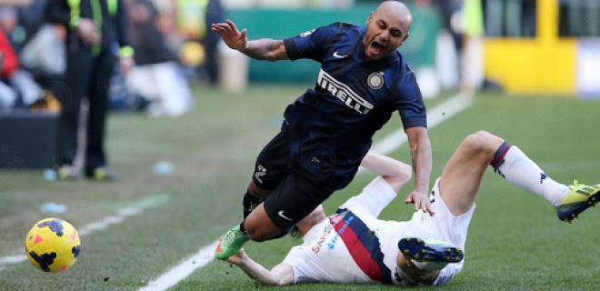 Inter-Cagliari Jonathan