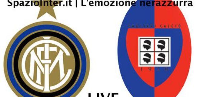 Inter-Cagliari LIVE