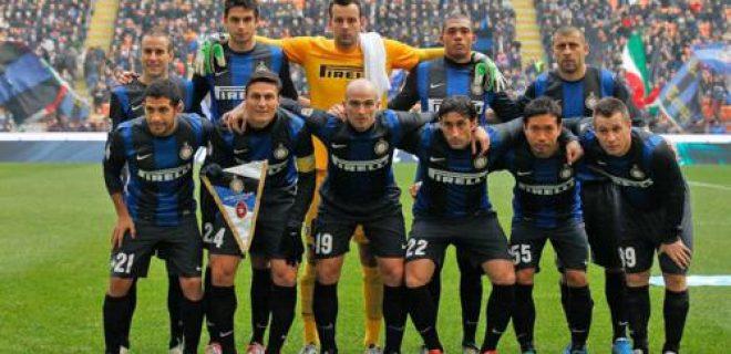 Inter-Cagliari foto squadra