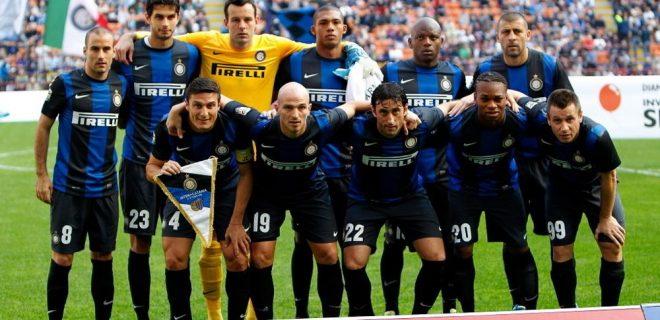 Inter-Catania foto squadra