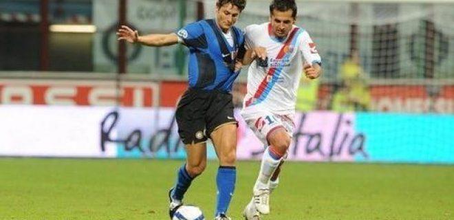 Inter-Catania precedenti