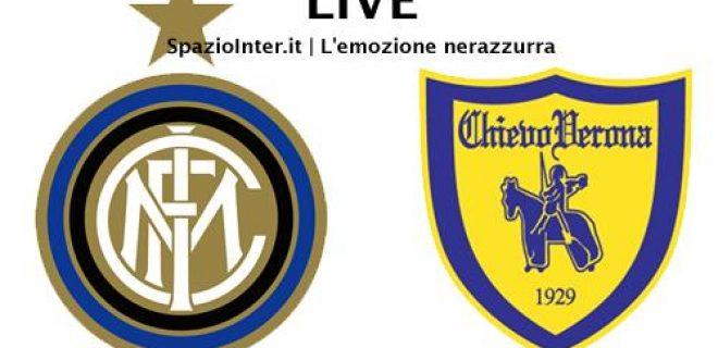 Inter-Chievo LIVEMATCH