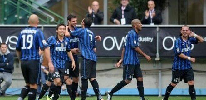 Inter-Chievo esultanza (2)