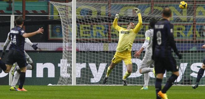 Inter Chievo gol Paloschi