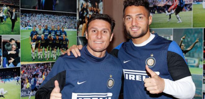 Inter D'Ambrosio Zanetti