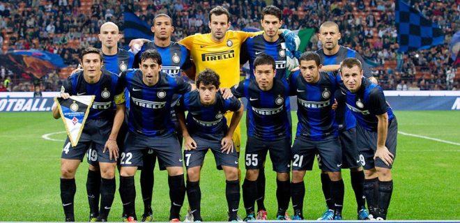 Inter-Fiorentina foto squadra