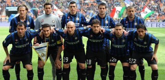 Inter-Genoa 5-4 foto squadra