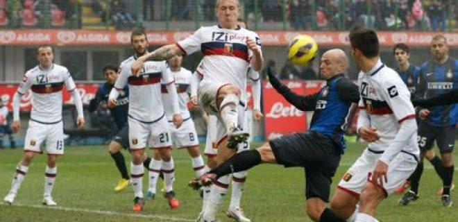 Inter-Genoa Cambiasso