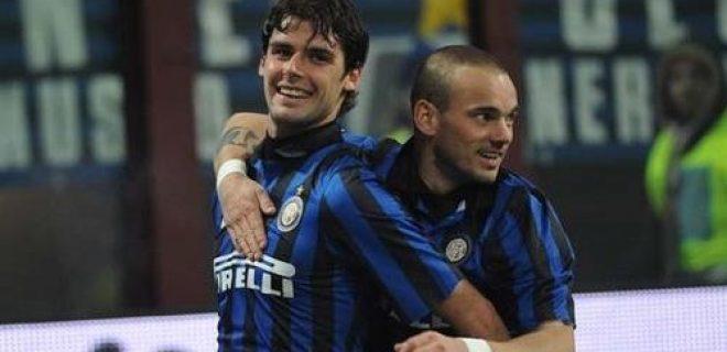 Inter-Genoa Poli Sneijder