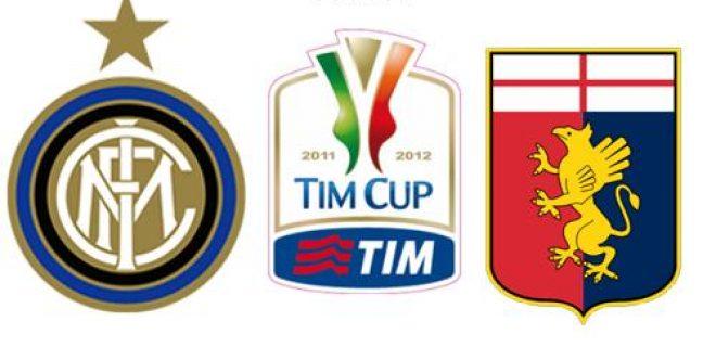 Inter-Genoa (Tim Cup)