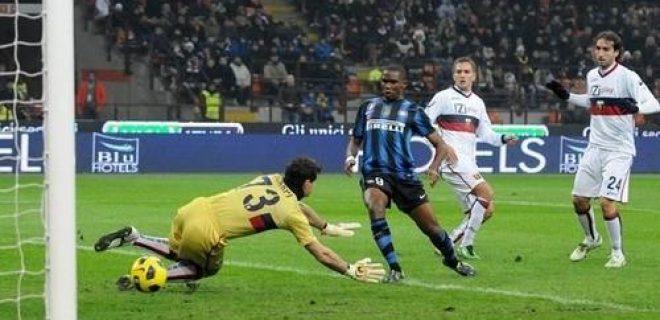 Inter-Genoa coppa Italia precedenti