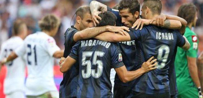 Inter-Genoa esultanza