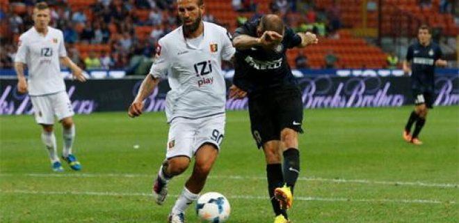 Inter-Genoa gol Palacio