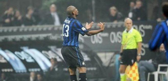 Inter-Juventus Maicon (2)