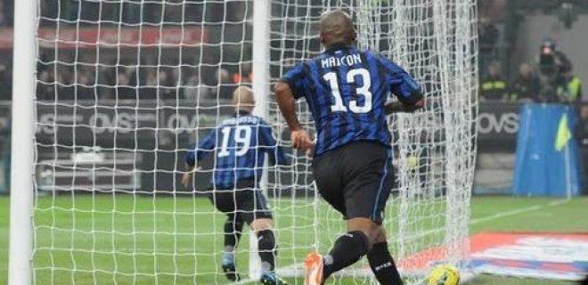 Inter-Juventus Maicon gol (2)