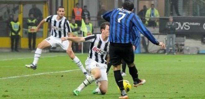 Inter-Juventus Pazzini