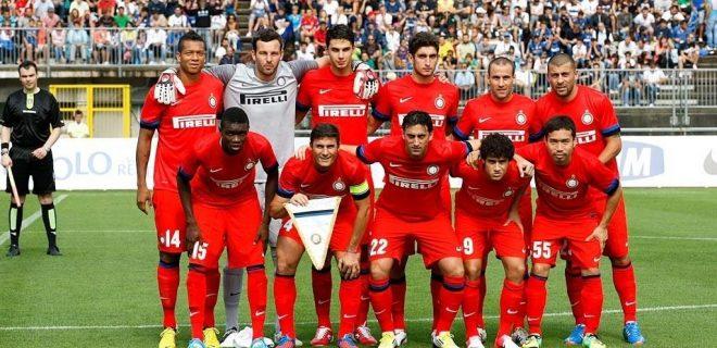 Inter-Koper foto squadra