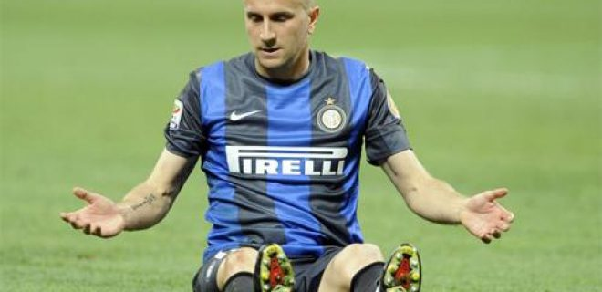 Inter-Lazio Rocchi delusione