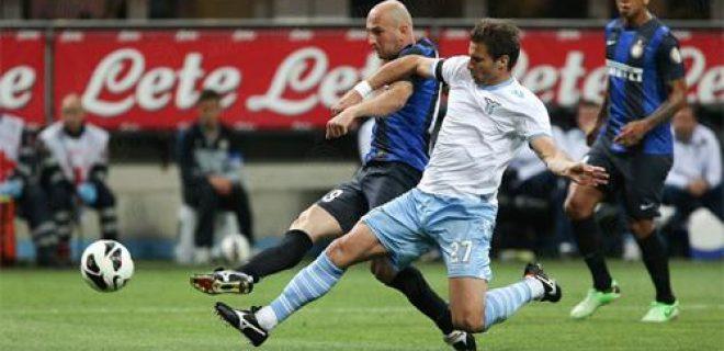 Inter-Lazio Tommaso Rocchi