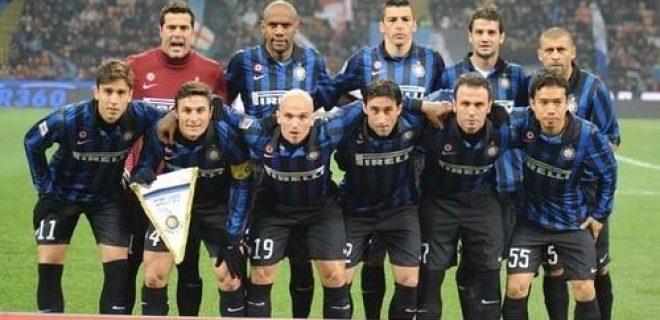 Inter-Lazio foto squadra