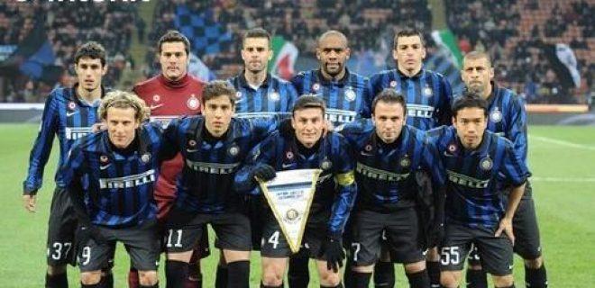 Inter-Lecce foto squadra