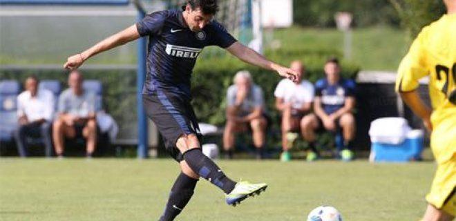 Inter-Lugano Diego Milito