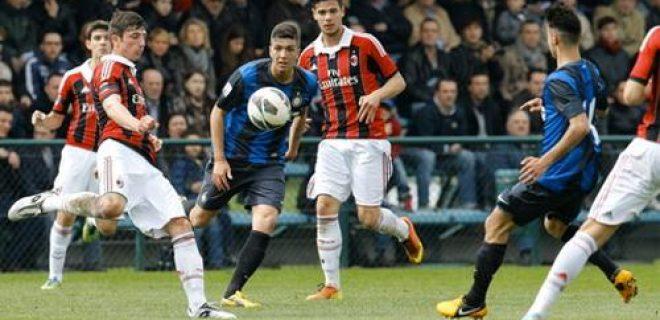 Inter-Milan derby Primavera