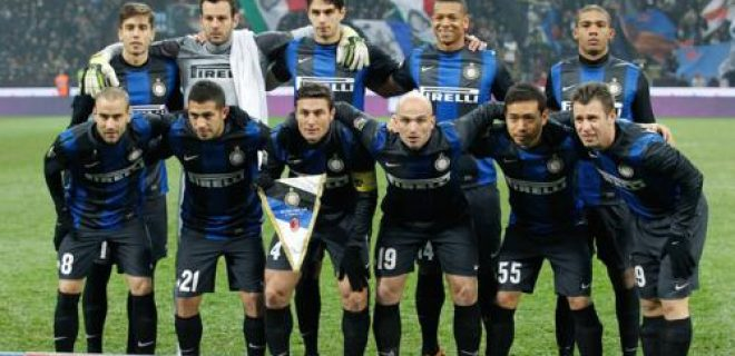 Inter-Milan foto squadra