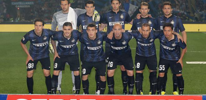 Inter-Napoli foto squadra