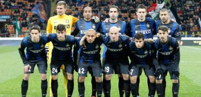 Inter-Neftçi foto squadra