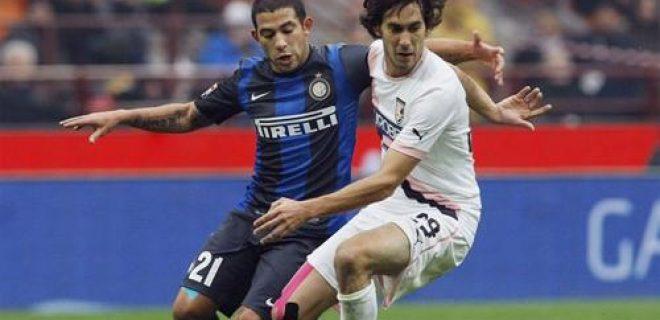Inter-Palermo Gargano Garcia