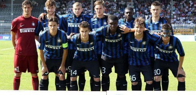 Inter-Palermo Primavera foto squadra
