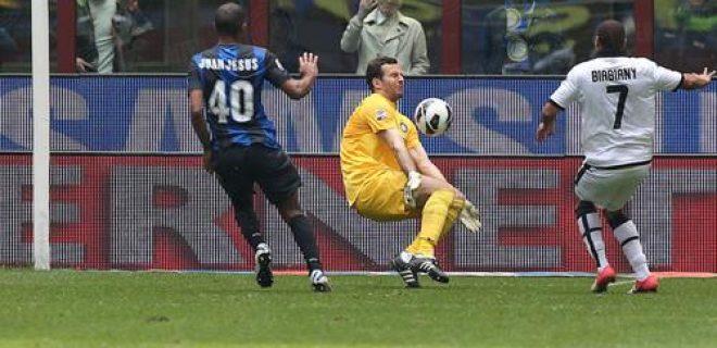 Inter-Parma Handanovic