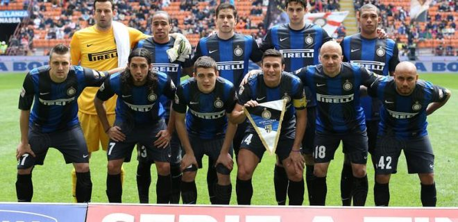Inter-Parma foto squadra