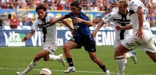 Inter-Parma precedenti