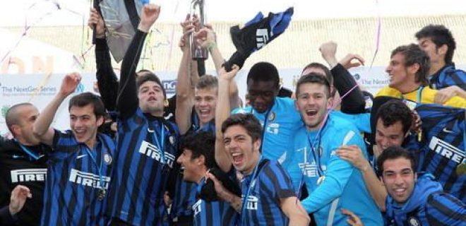 Inter Primavera Campione d'Europa Under 19