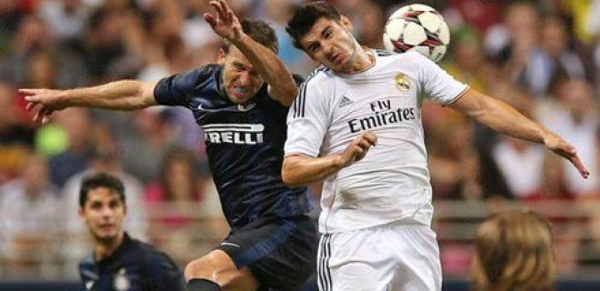 Inter-Real Madrid Campagnaro