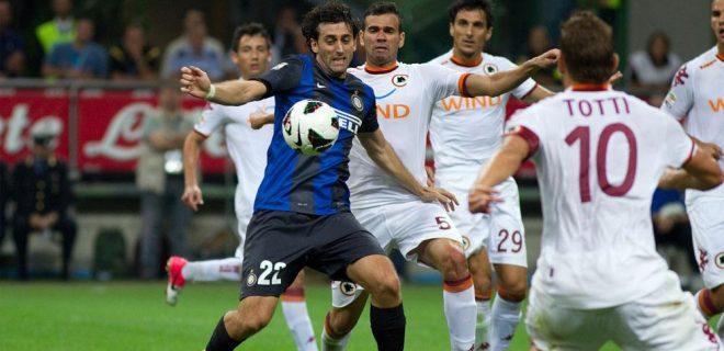 Inter-Roma Milito
