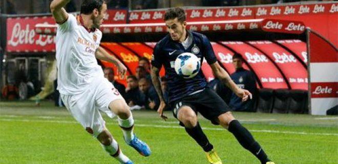 Inter-Roma Ricky Alvarez