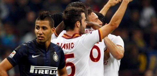 Inter-Roma delusione Taider