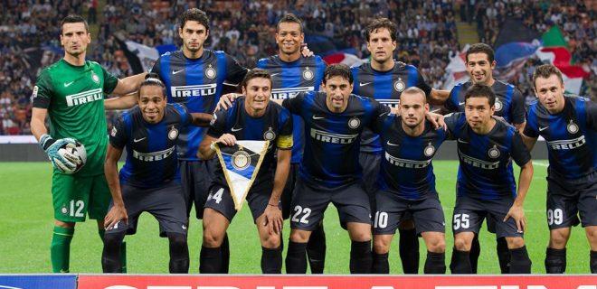 Inter-Roma foto squadra